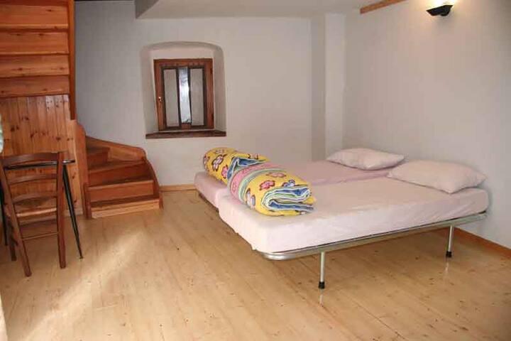 Camera da letto - piano terra