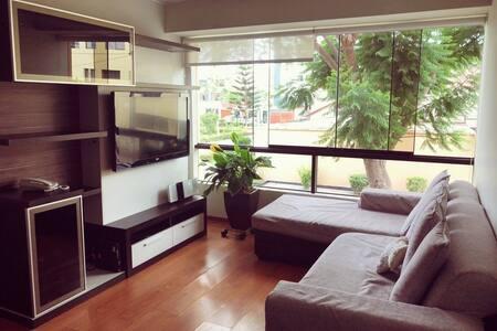 Lindo departamento completo ubicado en Parque