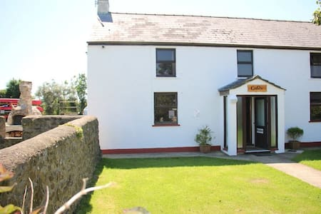 Druidston Room, Caldey House, Double/Twin Ensuite - Penycwm