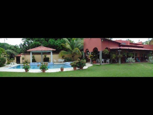 Espaciosa y confortable casa en Costa del Sol.