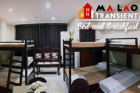 M.A. Lao Ilocos Transient - Family Room