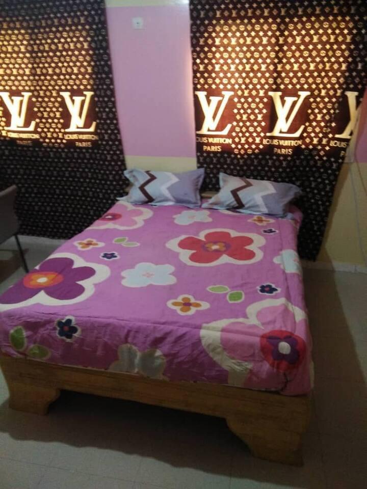 Chambres d'hôtes dans un endroit chaleureux