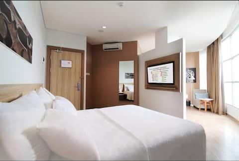 Superior Room in Manokwari by Swiss-Belhotel