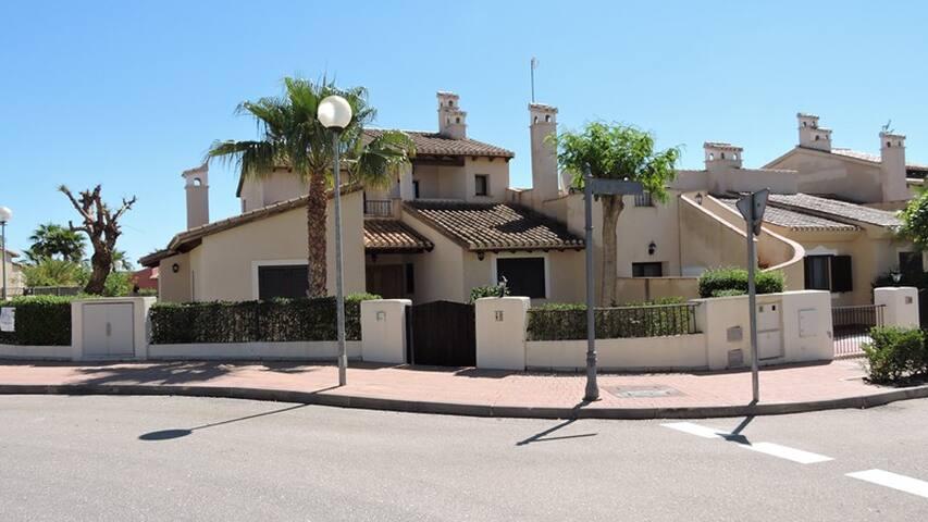 HL 023  3 bedroom villa on HDA Golf Resort