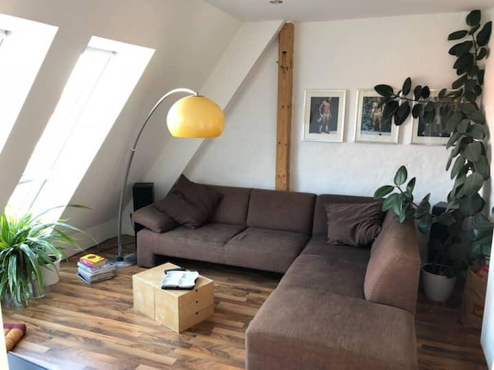Gemütliches Loft mit Dachterrasse