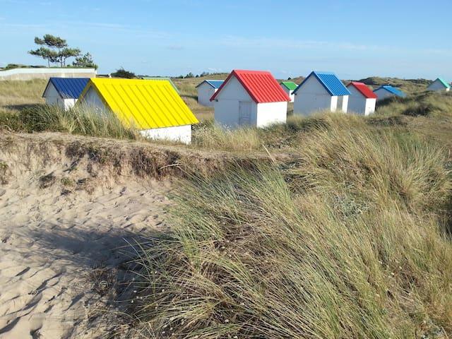 Détente à la plage - Gouville-sur-Mer - บ้าน