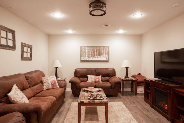 Cozy Basement Suite in St. Paul Neighborhood Home