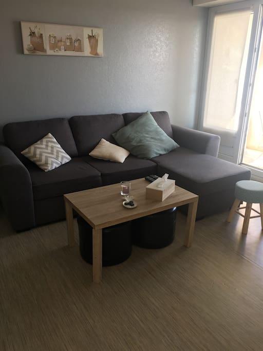 bel appartement agr able appartements louer la roche sur yon vend e france. Black Bedroom Furniture Sets. Home Design Ideas