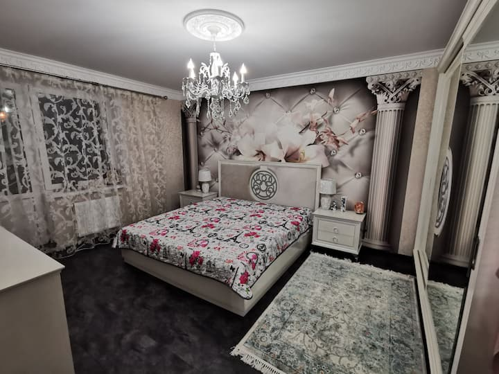 Отличная квартира в центре Новобелицкого района