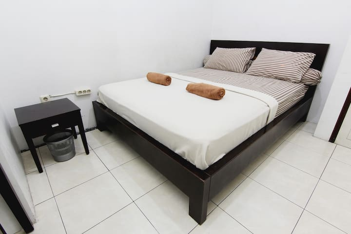 Superior Double Room at Saidah Guest House