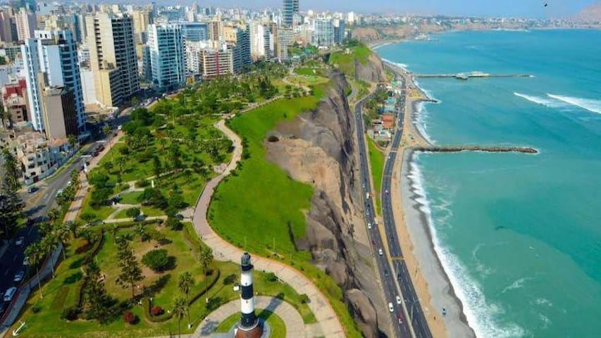 GREAT LOCATION MIRAFLORES