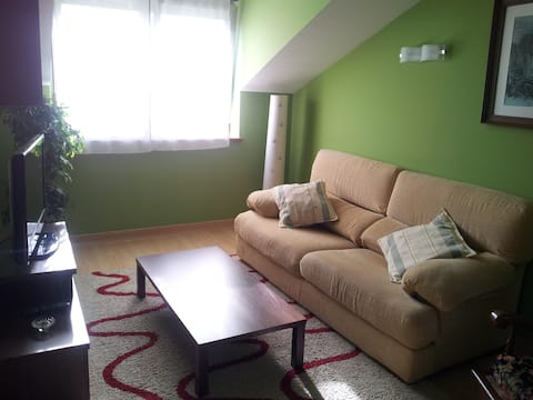 Apartamento en Ontoria