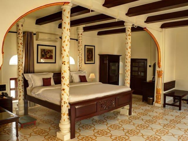 Kaayaji Haveli Near Suite Room