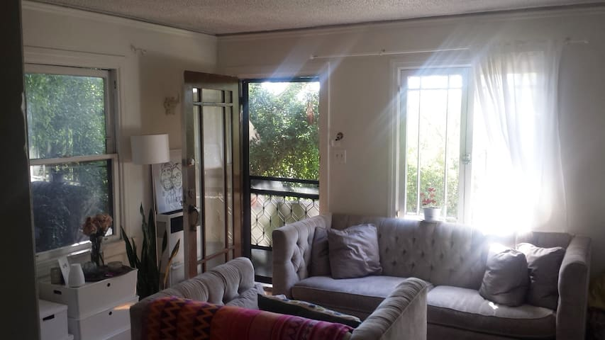 Sun-filled, private apartment in Silver Lake. - Los Angeles - Appartement