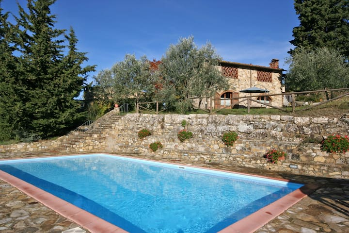 Casa Anna - Anna 2, sleeps 4 guests - San Casciano in Val di Pesa - Apartment