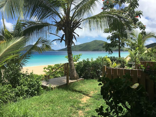 Oceanfront Views in Tortola