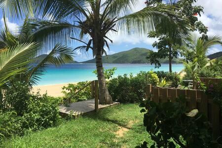 Oceanfront Views in Tortola