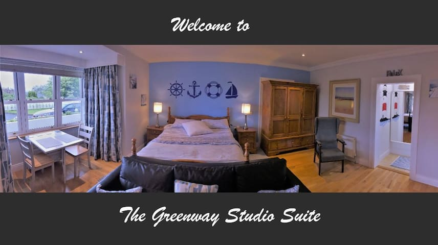 The Greenway Studio, Omeath, Carlingford Lough