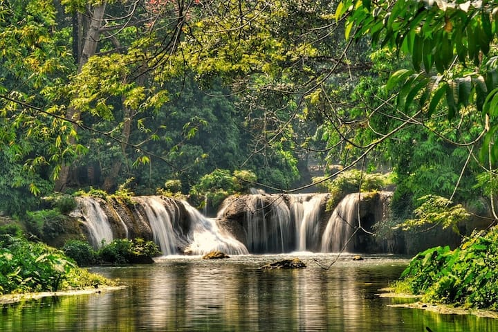 Muak Lek Waterfall - 13.12 km from Apartment