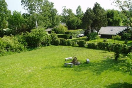 Nyt sommerhus i landlige omgivelser - Vordingborg