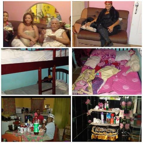 Casa conjunta familiar y conglomerado familiar