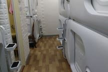 007 Capsule Apartment in HK, 1 min from MTR