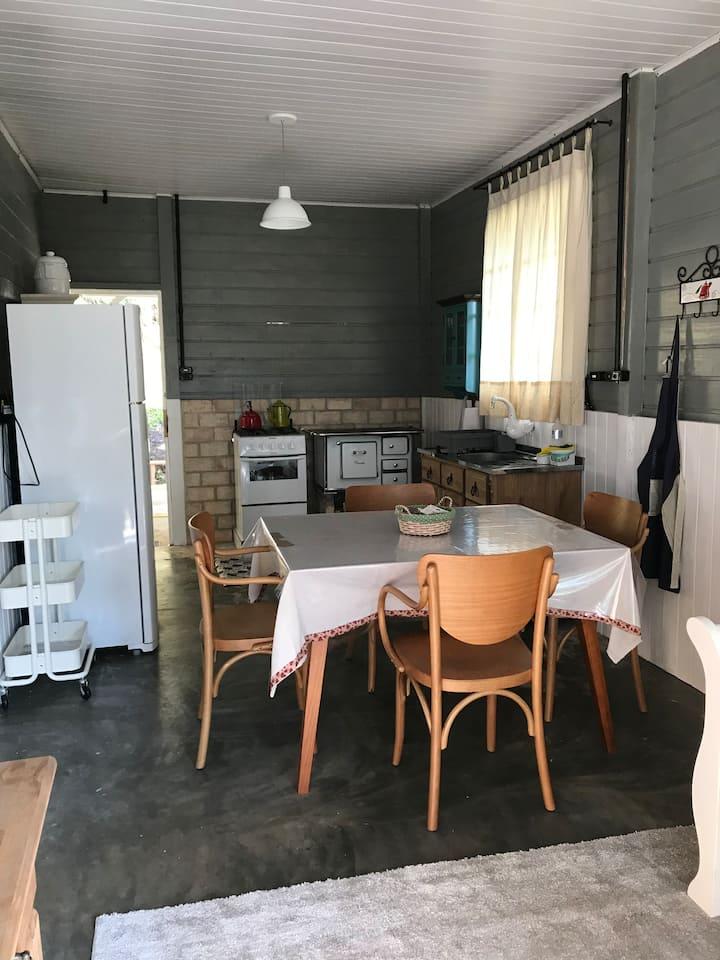 Casa de Campo Villa Pinholi - 5 pessoas