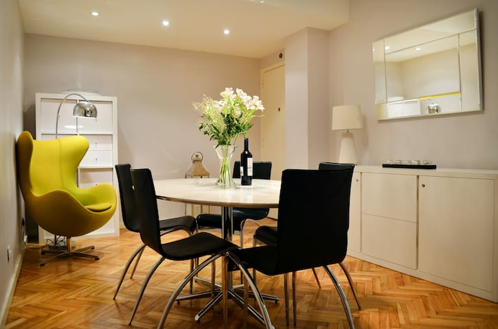 Colorful 2 bedroom Apartment in Belgrano - Buenos Aires - Pis
