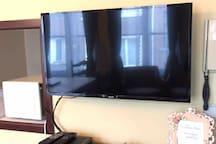 Updated a HD TV