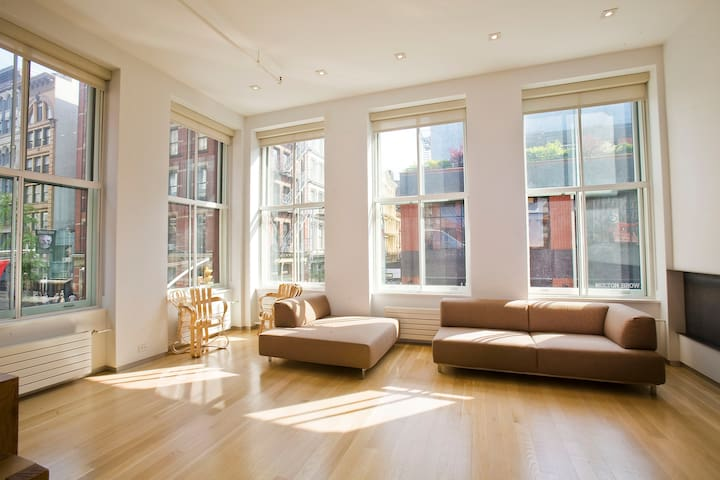 Loft Luxury in Soho (Clean & Sanitized)