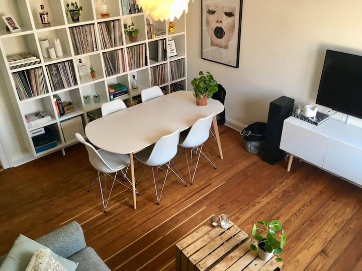 Cozy 2 room apartment in Aarhus C