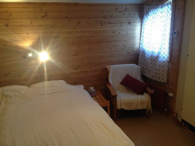 Nice room with all you need. - Longyearbyen - Apartament