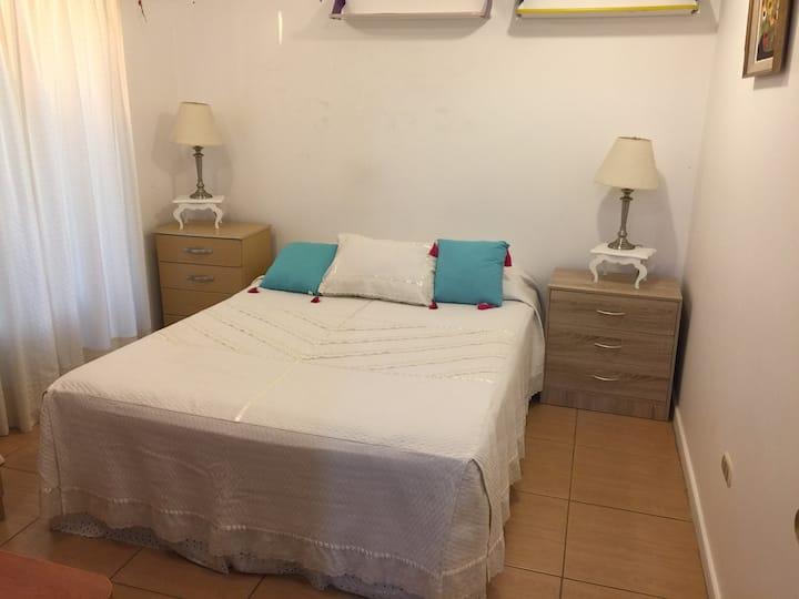Cómoda habitación centro La Serena