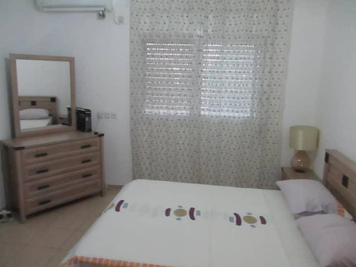 One-bedroom apartment Haifa (sea, Rambam)
