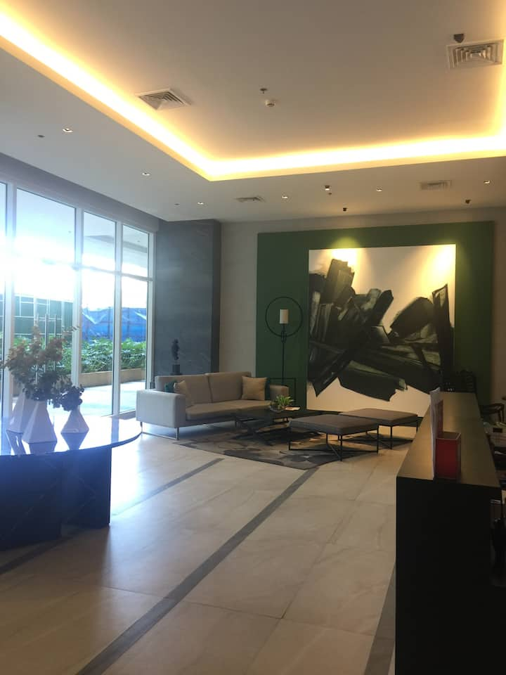 Spacious One Bedroom Condo at Celadon Park Manila