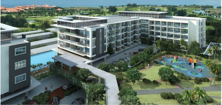 Loft Residence in Imago Mall Kota Kinabalu