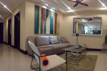 Contemporary and Luxurious 3BR Apartment