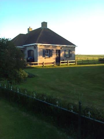 Slaapkamer op Ameland - Buren - Casa