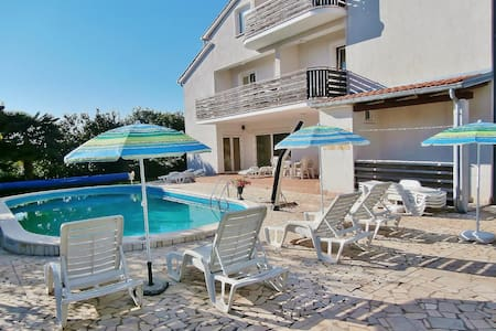 Villa Marinela / Two bedroom apartment B5-No.3 - Poreč