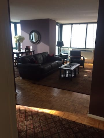 UWS - Spacious & Sunny 2 bedroom apartment - New York - Appartement
