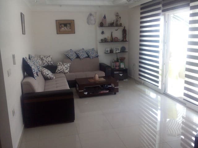 Дублекс 2+1 в 50м от моря - Alanya - Apartment