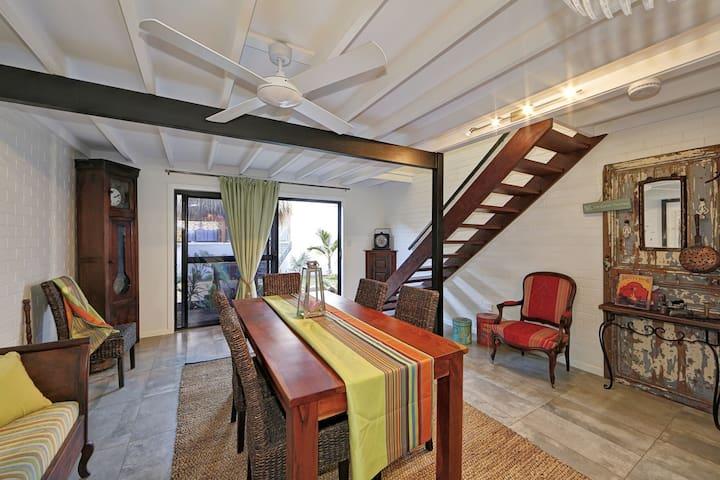 French Romance Villa at ZEN Beach Retreat