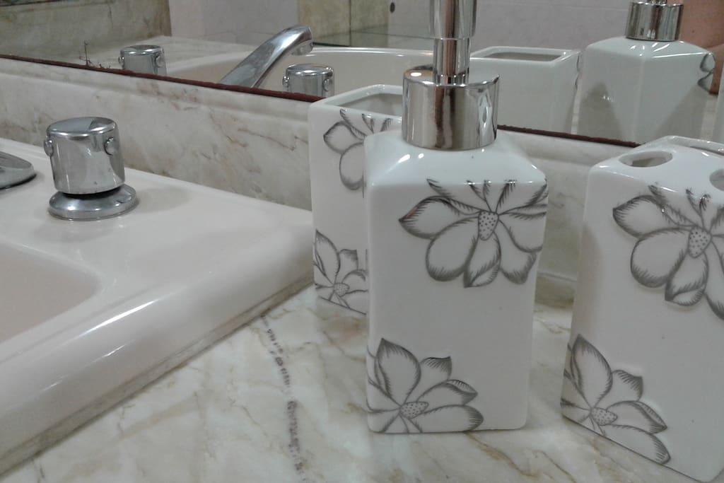 Baño Suite Frente
