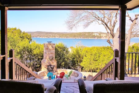 Lake Travis-Spectacular View-HotTub - Point Venture - Haus