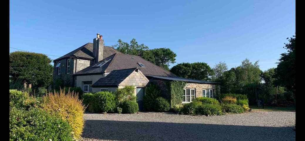 Tranquil location in beautiful surroundings