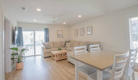 Gulf View - Two Bedroom Condo