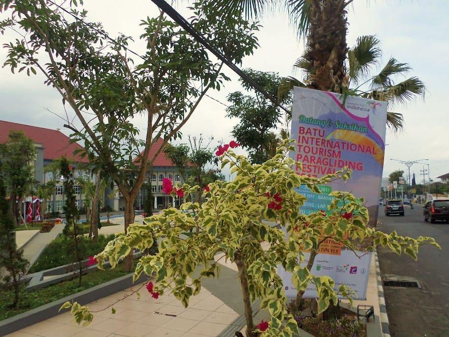 Batu International Tourism Paragliding Festival