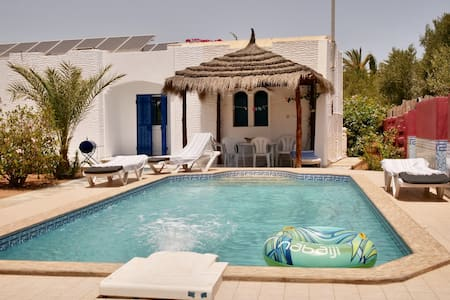 Dar Leyla with private pool 100% not overlooked