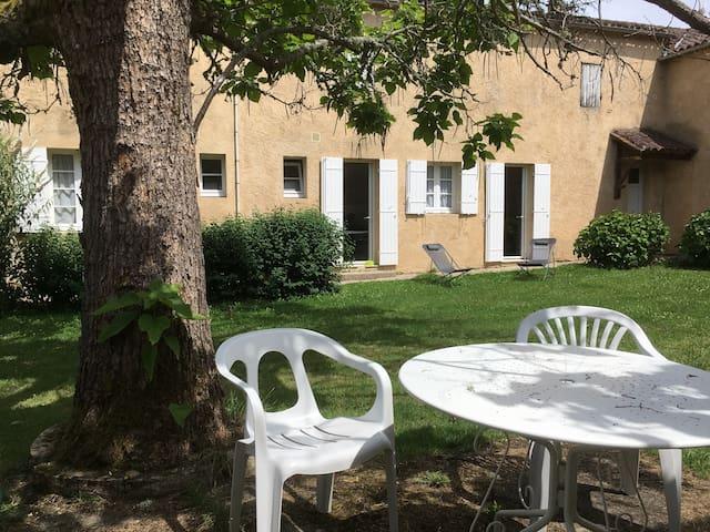 Authentic cosy gite in Dordogne