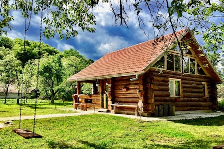 Transylvania Log Cabin   ★ Self Check-In ★